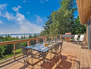 NEWLY LISTED! Amazing Westside WATERVIEW! (High Haro Retreat)