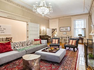 Rittenhouse Mansion (1845) - 9 Bedrooms across 5 Suites. 2 Kitchens. Roof Deck.