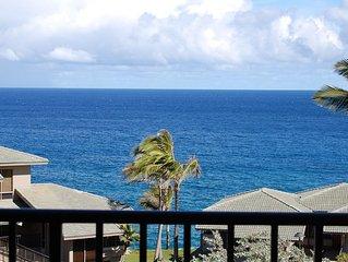 Kapalua Bay Villa Spectacular Ocean Views From Every Room!
