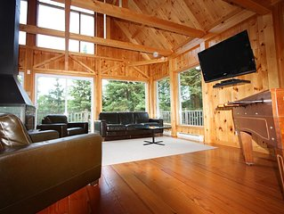 Luxury Tremblant Chalet for rent