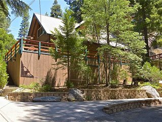 The Limit: 3 BR / 2 BA  in Shaver Lake, Sleeps 8