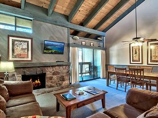 Tranquil Lake Tahoe beach and mountain retreat—Great for family and friends!