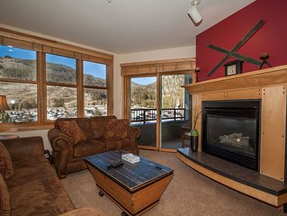 1-Bedroom Condo in River Run w/Stainless Steel Appliances, Mountain Views,