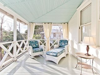 Historic Pet Friendly Beach Cottage