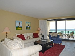 Beachside Two 4242- SPRING SPECIAL!! Steps from the Beach!