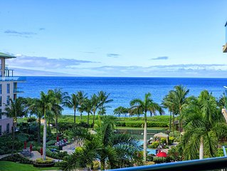 Maui Resort Rentals: Honua Kai Hokulani 533 – Upgraded 5th Floor Oceanview Stud