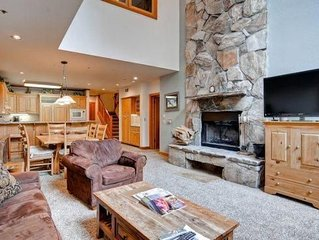 3 Bedroom Ski-In Ski-Out Luxury Deer Valley Condo