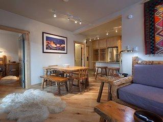 Luxury Ski in Ski out! 2 Bedroom;Juniper Springs Lodge #426 (End Unit)