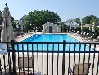 Rehoboth Townhouse with Pool! 3 Blocks to Beach! (NEXT TO VRBO LISTING #309410)