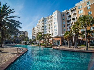 Bay Point 5 Star Property!! Over looking gorgeous pool with Bay view. Onsite Spa