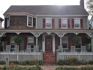 Victorian Charmer in the Heart of Cape May's Historic District