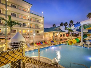 THIS IS IT... Your Perfect Family Vacation! Beautiful 2BR 2BTH Condo & Waterpark