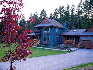 Beautiful Secluded Mountain Retreat