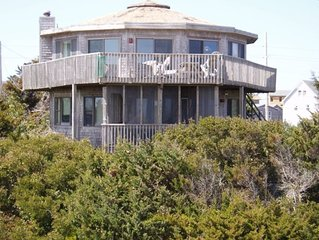 Oceanfront Home, Dog Friendly, Great Ocean Views!