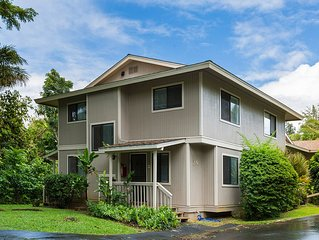 Princeville Honu Condo 2A: Prestigious Princeville at an Affordable Price!
