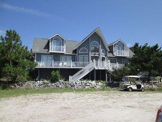 2nd Row/Walk to Beach, Pools, Tennis/Ocean Views/Wrap Around Decks