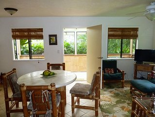Located between Hamoa Beach and Hana Town, Ocean View, Private, Family Friendly