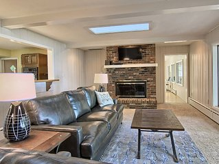 12895 PaBeShan: 4  BR, 3.5  BA House in Charlevoix, Sleeps 10