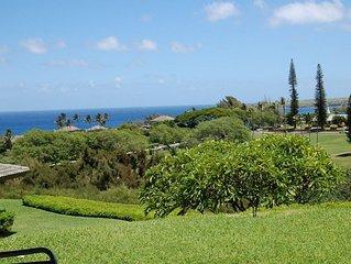 Kapalua Ridge Villa Ocean Views From Every Room!