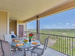 Villa, Lake Travis & Hill Country View, Hollows Resort 4 Spa Pools