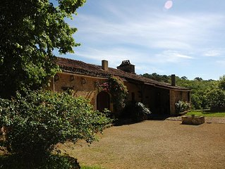 Cottage 3 stars in Perigord,nearby bonaguil castle