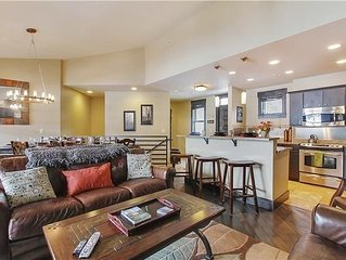 Stylish & Spacious - Base Village Loft 102 In The Heart Of Winter Park Resort