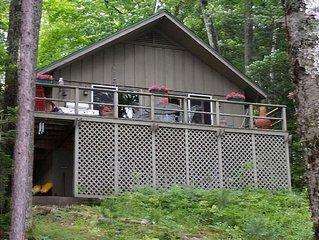 Plum Lake Cabin Rental - 3 bedroom, 2 bath in Sayner, Wisconsin