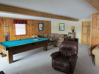 4 Bed, 3 Bath, Spacious Waterfront Home, Mountain Views On Pristine Pine River