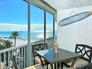 * Special Nov 28 -Dec 12th only $150 per night * On Beach Ocean front on beach