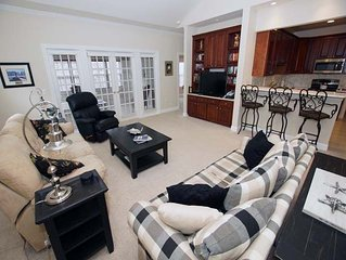 L2  Golfmaster: 3 BR / 3 BA ocean walk villas in Hilton Head, Sleeps 8