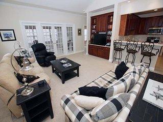 L2  Golfmaster: 3 BR / 3 BA ocean walk villas in Hilton Head, Sleeps 8