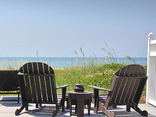 Gulf-front, elevator, private pool, beautiful view,  All rooms - gulf view!