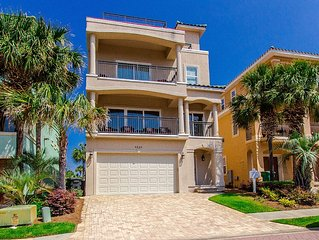 Ocean Views - Gated Community Luxury home in 'Destiny by the Sea'