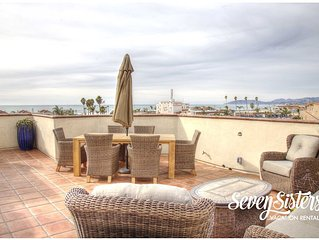 ENDLESS SUMMER, Luxury Condo with Ocean View, Rooftop BBQ Center, Garage