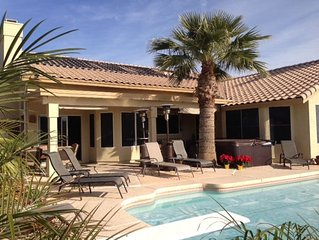 Estrella Getaway!  Privacy, Pool and Hot Tub!