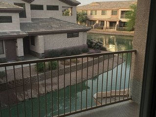 Luxury Condo on Water in Ocotillo, Chandler