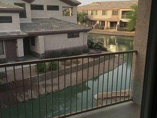 Luxury Condo on Water in Ocotillo, Chandler