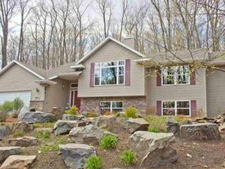 Stunning! Cozy and Elegant Executive Home Right on Granite Peak (Rib) Mountain !