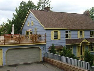 Heaven in Lake Placid, Walk Everywhere! Great Weeks Available!