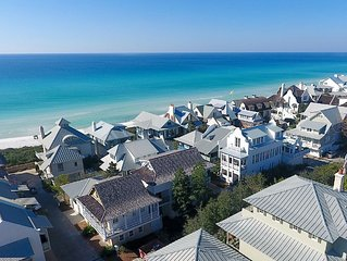 Providence Cottage*Rosemary Beach*3rd from gulf. Near Pearl, West Green