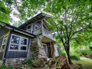 Snowball Mountain; Luxury w/Spectacular Views, hiking & more, Close to Asheville