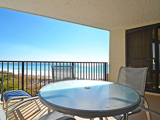 Beachside One 4056- SPRING SPECIAL!! Steps from the Beach!