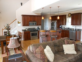 Luxury Home with Amazing Views Overlooking White River!