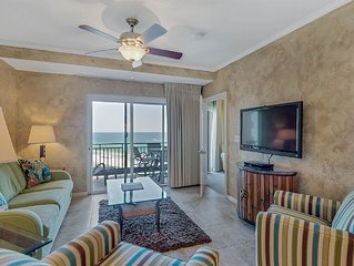 Westwinds 4799 ~ BEACHFRONT LUXURY ~ FREE TRAM & WIFI! ~Steps to the BEACH!