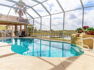 Seas the Day, 3 Bedrooms, Sleeps 8, Heated Private Pool