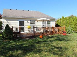 Cute, Cozy, 2 Bd 2 Bath Ranch Home in Carmel, IN,  VRBO 978856, LLC - Owner