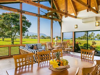 Completely remodeled w/ spectacular ocean/golf views