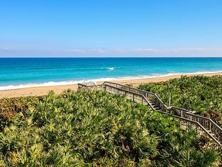 Panoramic Oceanfront Views, S. Hutchinson Island IRP, Pets Welcome for FREE!