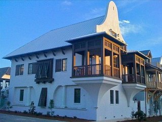 Casa Al Fin, 30A Cottages, Gulf View, Steps to Beach, Spring Discounts!!!!
