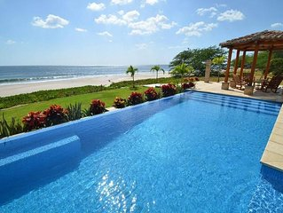 Altos De Colorado-8000 sq ft Beachfront Luxury Surfing Estate